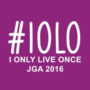 IOLO - I only live once