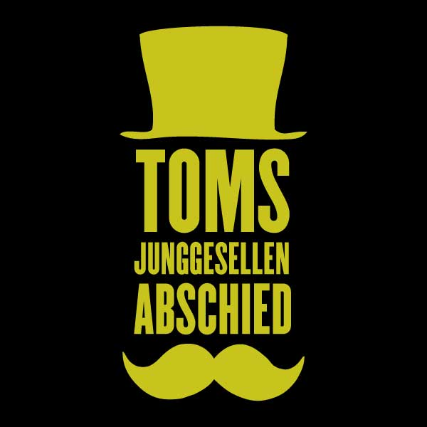 junggesellenabschied-name-hipster-gold