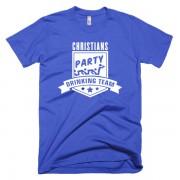 party-drinking-team-blau-weiss