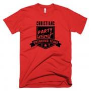 party-drinking-team-rot-schwarz