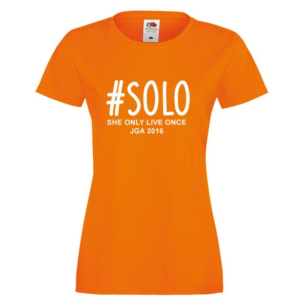 solo-she-only-live-once-orange-weiss
