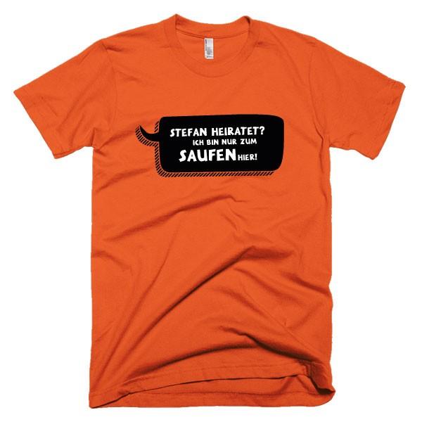 sprechblase-nur-zum-saufen-orange-schwarz