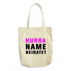 hurra-name-heiratet-tasche