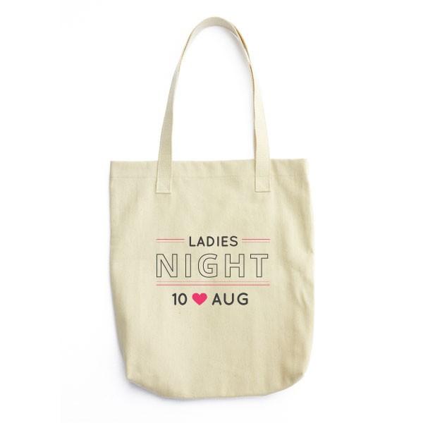 ladies-night-datum-tasche