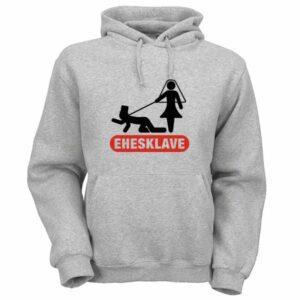 ehesklave-hoodie-grau