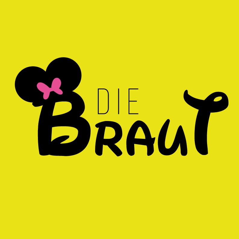 Die-Braut-Disney-Maus-minni-junggesellinnenabschied-Braut