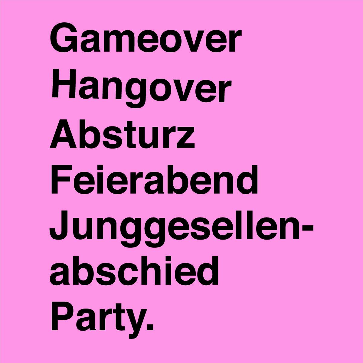 Gameover-Helvetica-Titelbild
